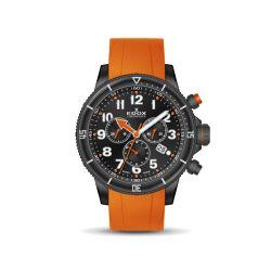 Edox-10227-37NOCA-NOB-Mens-Chronorally-S-Black-Quartz-Watch