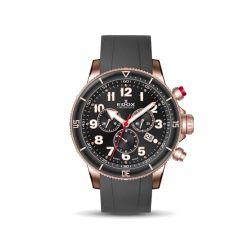 Edox-10227-37RRCA-NRB-Mens-Chronorally-S-Black-Quartz-Watch