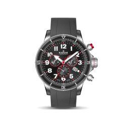 Edox-10227-3RCA-NROB-Mens-Chronorally-S-Black-Quartz-Watch
