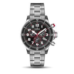 Edox-10227-3RM-NROB-Mens-Chronorally-S-Black-Quartz-Watch
