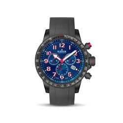 Edox-10229-37NRCA-BRB-Mens-Chronorally-S-Blue-Quartz-Watch