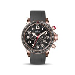 Edox-10229-37RRCA-NRB-Mens-Chronorally-S-Black-Quartz-Watch