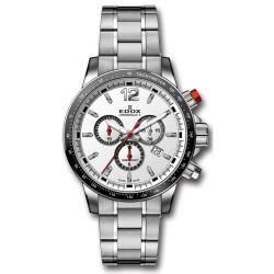 EDOX-10229-3M-AIN-Mens-Chronorally-S-Grey-Quartz-Watch