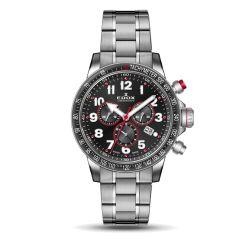 Edox-10229-3RM-NROB-Mens-Chronorally-S-Black-Quartz-Watch