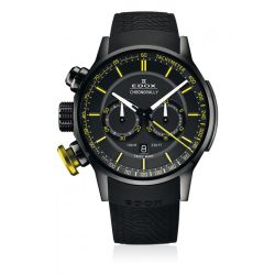 Edox-10302-37N-JNOJ3-Mens-Chronorally-Black-Quartz-Watch