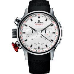 Edox-10302-3-AIN-Mens-Chronorally-Silver-Quartz-Watch