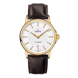 Edox-57001-37J-AID-Womens-Les-Bemonts-White-Quartz-Watch