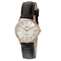 Edox-57001-37R-AIR-Womens-Les-Bemonts-Silver-Tone-Quartz-Watch