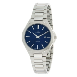 EDOX-57005-3M-BUIN-Womens-Delfin-Blue-Quartz-Watch