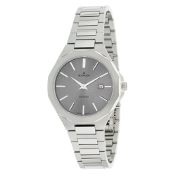 EDOX-57005-3M-GIN-Womens-Delfin-Grey-Quartz-Watch