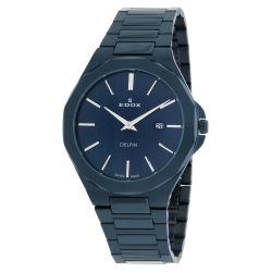 EDOX-71289-37BUM-BUIN-Mens-Delfin-Blue-Quartz-Watch