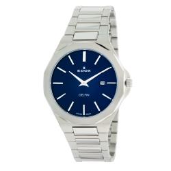 EDOX-71289-3M-BUIN-Mens-Delfin-Blue-Quartz-Watch