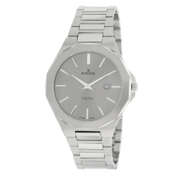 EDOX-71289-3M-GIN-Mens-Delfin-Grey-Quartz-Watch