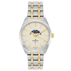 EDOX-79018-37J-BEID-Mens-Les-Vauberts-Beige-Quartz-Watch