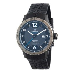 Edox-80094-37GN-NBU1-Mens-Chronorally-1-Black-Automatic-Watch