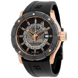 Edox-80099-37R-NIR-Mens-Chronoffshore-1-Black-Automatic--Watch