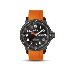 Edox-84300-37NOCA-NOB-Mens-Chronorally-S-Black-Quartz-Watch