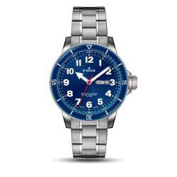 Edox-84300-3BURM-BUB-Mens-Chronorally-S-Blue-Quartz-Watch
