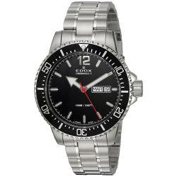 EDOX-84300-3M-NBN-Mens-Chronorally-S-Black-Quartz-Watch