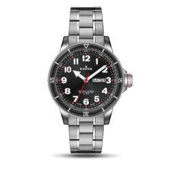 Edox-84300-3RM-NROB-Mens-Chronorally-S-Black-Quartz-Watch
