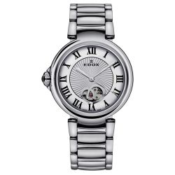 EDOX-85025-3M-ARN-Womens-LaPassion-Silver-Automatic-Watch