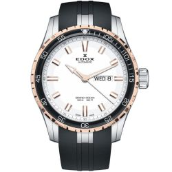 Edox-88002-357RCA-AIR-Mens-Grand-Ocean-White-Automatic--Watch