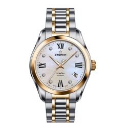 ETERNA-1260.53.66.1732-Womens-KonTiki-Whtie-Automatic-Watch