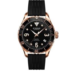 ETERNA-1280.64.49.1381-Womens-Lady-KonTiki-Diver-Black-Automatic-Watch