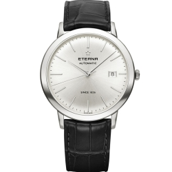 ETERNA-2700.41.10.1383-Mens-Eternity-Silver-Automatic-Watch