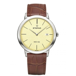 ETERNA-2710.41.90.1384-Mens-Eternity-Yellow-Quartz-Watch