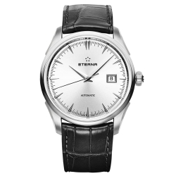 ETERNA-2951.41.10.1322-Mens-Classic-Line-Silver-Automatic-Watch
