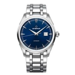 ETERNA-2951.41.80.1700-Mens-Classic-Line-Blue-Automatic-Watch