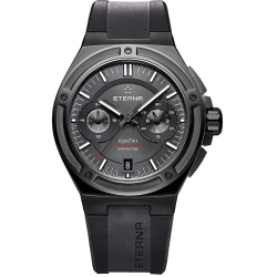 ETERNA-7755.43.40.1289-Mens-Adventure-Black-Automatic-Watch