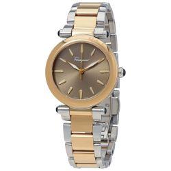 Ferragamo-FCH120017-Womens-Idillio-Brown-Quartz-Watch