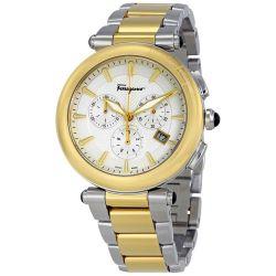 Ferragamo-FCP040017-Mens-Idillio-Silver-Quartz-Watch