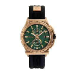 Ferragamo-FFJ010017-Mens-1898-Green-Quartz-Watch