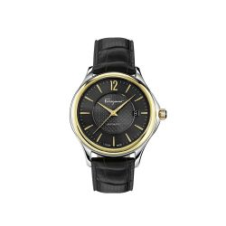 Ferragamo-FFT020016-Mens-TIME-Two-Tone-Automatic-Watch