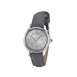 Ferragamo-FFV010016-Womens-TIME-Silver-Tone-Quartz-Watch