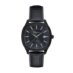 Ferragamo-FFW020017-Mens-Ferragamo-Time-Black-Automatic-Watch