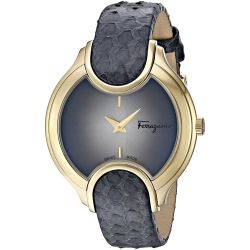 Ferragamo-FIZ020015-Womens-SIGNATURE-Silver-Tone-Quartz-Watch