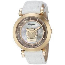 Ferragamo-FQ4270015-Womens-Minuetto-Gold-Tone-Quartz-Watch