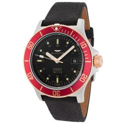 Glycine-3908.393.R6.TBA9-Mens-Combat-Sub-Automatic-Black-Automatic-Watch