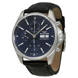 Glycine-GL0117-Mens-Combat-Classic-Chronograph-Blue-Automatic-Watch