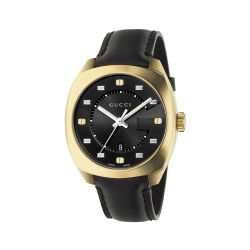 Gucci-YA142310-Mens-GG2570-Black-Quartz-Watch