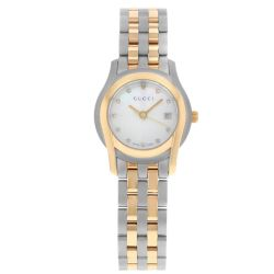 Gucci-YA055529-Womens-G-Class-White-Quartz-Watch