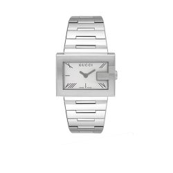 Gucci-YA100506-Womens-100-G-Silver-Quartz-Watch