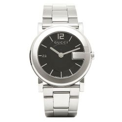 Gucci-YA101405-Mens-101-Series-Silver-Quartz-Watch