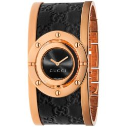 Gucci-YA112438-Womens--Twirl--Black--Quartz-Watch