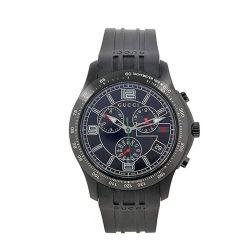 Gucci-YA126206-Mens-G-Timeless-Black-Quartz-Watch