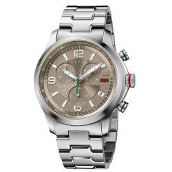 Gucci-YA126248-Mens-G-Timeless--Brown-Quartz-Watch